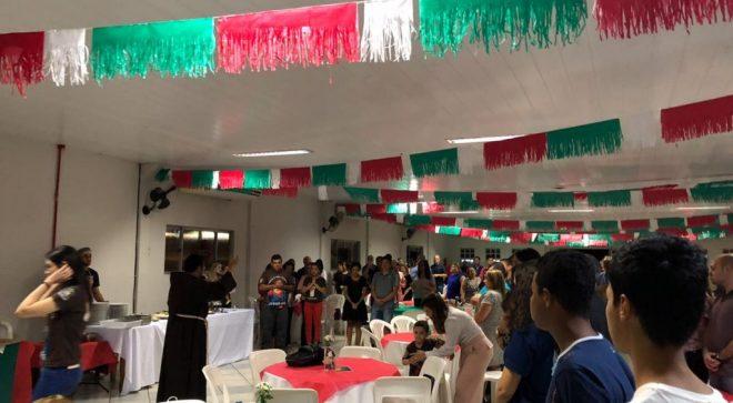 8ª edição do Jantar de massas do Segue-me é realizado em Cuiabá